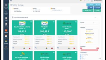 Oggodata, logiciel pour les courtiers d'assurance